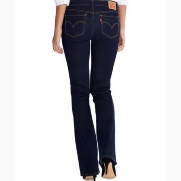 259d27d453f Levi's Jeans | Levis 715 Bootcut Size 28 Dark Wash Stretch | Poshmark
